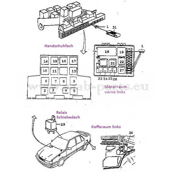 relais info  9000 elektrik relais  sicherung relais info   300