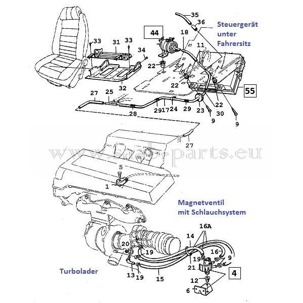 apc 1985 - 1989  saab parts 9000   1985 - 1998  turbolader apc - system   1985