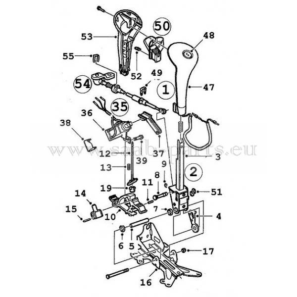 schalt hebel 9 5 getriebe automatik schaltungen. Black Bedroom Furniture Sets. Home Design Ideas