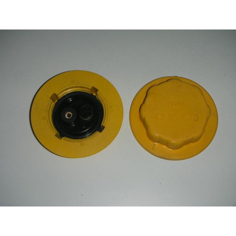 saab 7577323 Deckel Kühlwasserbehälter - gelb, 300